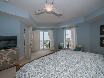 Indian Rocks Beach condo rental - Master Bedroom