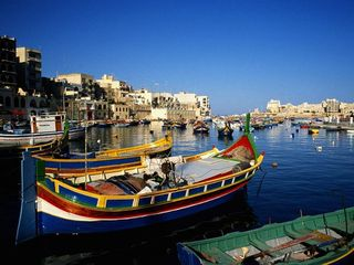 Marsaskala apartment photo - Typical Fishing village in Malta