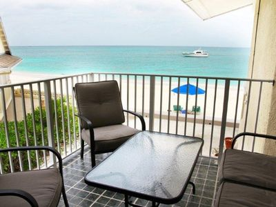 Grand Cayman condo rental - Private balcony