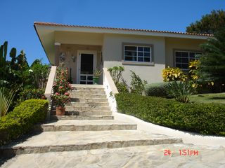 Sosua villa photo - Front entrance