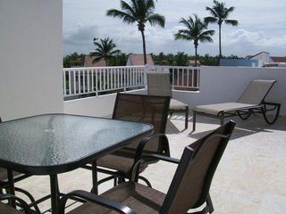 Punta Cana condo photo - Large 2nd terrace off loft (2nd floor)