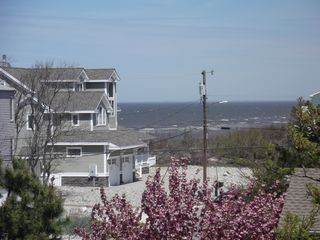 Cape May house photo - View from 3rd Floor Deck