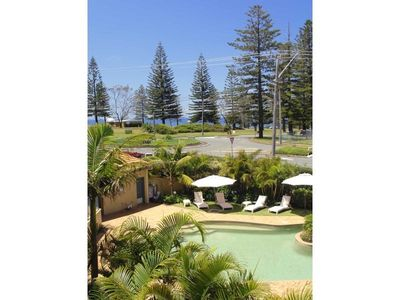Port Macquarie apartment rental
