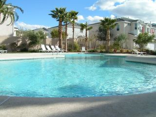 Las Vegas townhome photo - Sparkling Pool/Spa at Villa Community