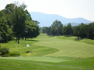 Wintergreen house photo - Golf Course at Stoney Creek.