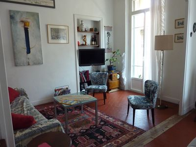 apartment/ flat in historical building