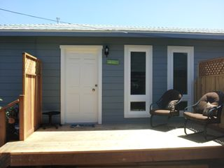 Morro Bay cottage photo - A deck to relax on.