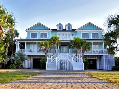 10BR Oceanfront Isle of Palms Vacation Home!
