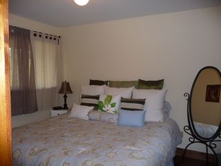 Columbia Falls condo photo - King Comfort~fit for a Queen! (or, King & Queen), 2 full baths, Central A/C.