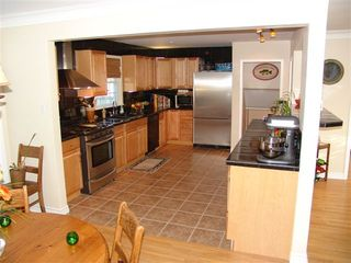 Fort Erie house photo - Kitchen view