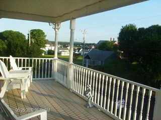 York Beach house photo - Upper Deck