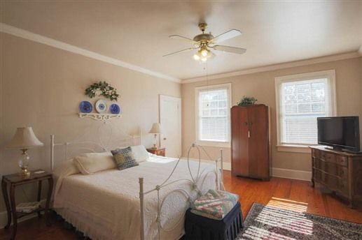 Bed & Breakfast: Hinson House B B - Homeguard Suite