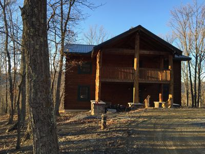 Luxurious Rustic Mountain Escape Only 2.5 Hours From Washington DC & Pittsburgh