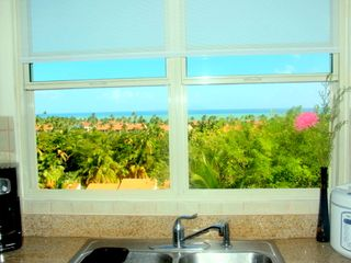 Humacao condo photo - View from Kitchen