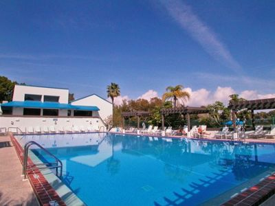 Olympic Size Heated Pool