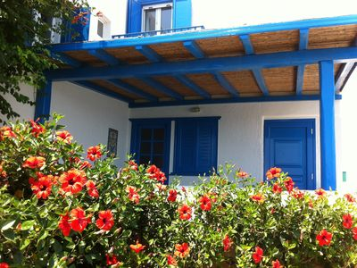Mykonos bungalow rental - Athena House