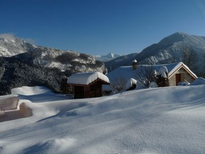 VERCORS: MAGNIFICENT CHALET FARM AND BEAUTIFUL VIEW NEAR VILLARD DE LANS