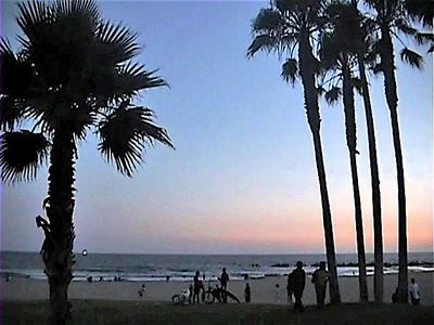 World-famous Venice beach is 6 min.down our street
