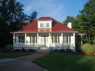 Saugatuck / Douglas house photo - Front of Red Acre