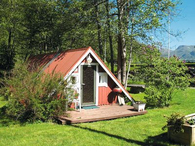 Vacation home in Davik, Western Norway - 3 persons, 2 bedrooms