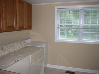 Hendersonville cottage rental - Plenty Of Time To Do Laundry Later!