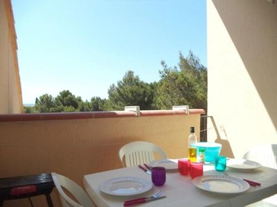 Apartment Narbonne Plage, 1 room, 5 people