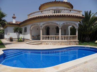 Standing excellent villa Miami Playa Costa Daurada Spain