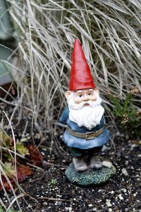 Be Sure to Search for the Garden Gnome