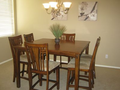 Gold Canyon house rental - Dining Room