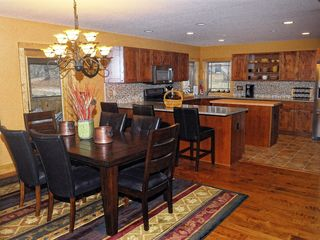 Lake Wallenpaupack house photo - Dining and Kitchen