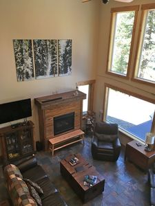 Glacier Park Riverfront Cabin On 9 Treed Acres