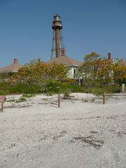 Sanibel Island house photo - The famous Sanibel Lighthouse