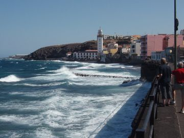 Candelaria im Winter