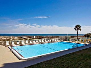 Fernandina Beach condo photo - Great Oceanfront Pool