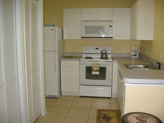 Club Cortile condo photo - the kitchen