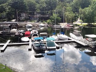 Greenwood Lake house photo - Marina at Antons on the lake