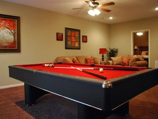Branson house photo - Pool table in the family room.