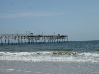 Oak Island cottage photo - Yaupon pier