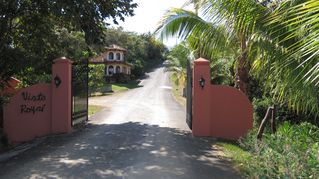 Nosara house photo - Entrance Gate