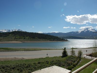 Dillon townhome rental - View - View