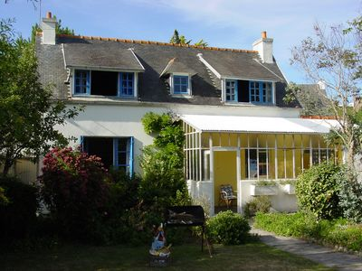 House Trégastel 7 people, close to beaches and Ploumanac'h