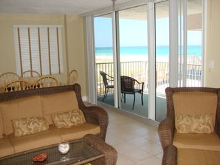 Pensacola Beach condo photo - Living Room view