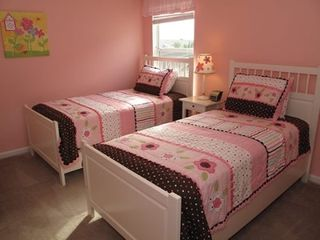 Kissimmee house photo - Girl's Bedroom