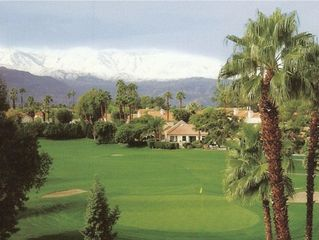 Palm Desert house photo - Avondale golf course hole