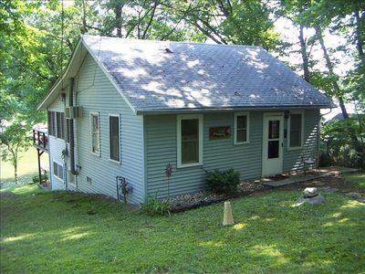 Monticello - Indiana Beach cottage rental