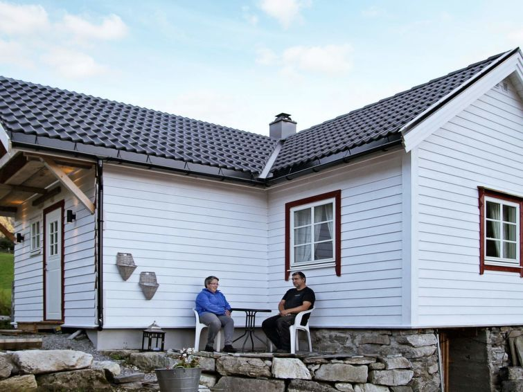 Vacation home Fresvik  in Fresvik, Northern Fjord Norway - 2 persons, 1 bedroom