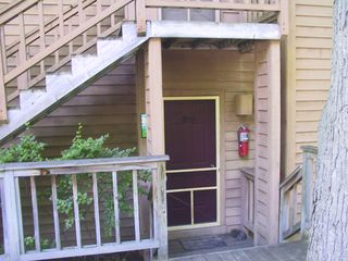 Glen Arbor condo photo - Front Entrance