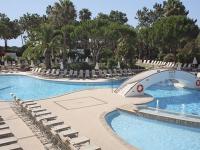 Four Seasons Country Club, centrally located in 5* resort of Quinta do Lago