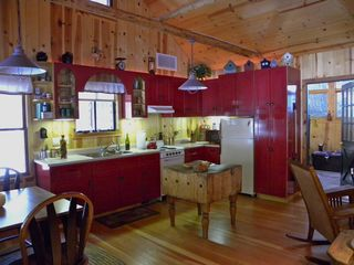 Sedona cabin photo - Kitchen