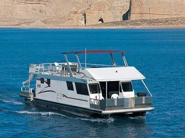 Page house boat rental - .